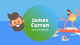 Motion Design and Animation Tutorial with James Curran (1/3) | Adobe Creative Cloud