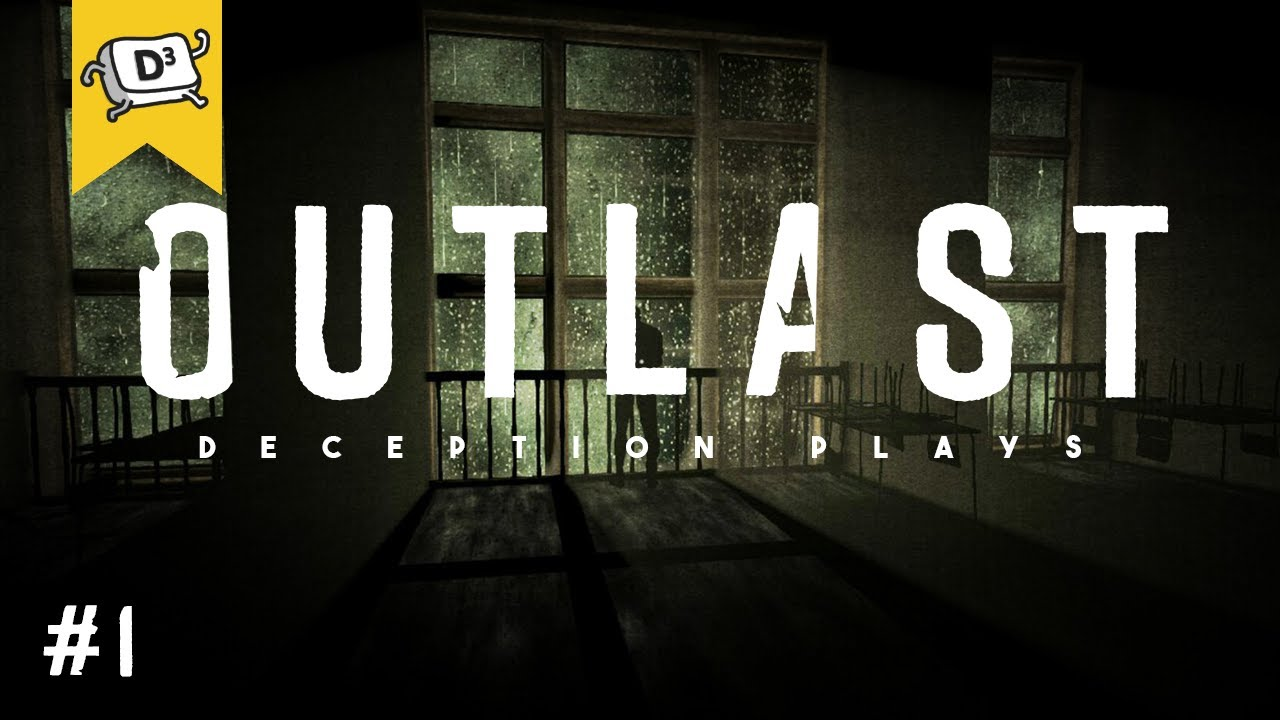 WE WENT TO A MENTAL ASYLUM!?!? (Outlast)