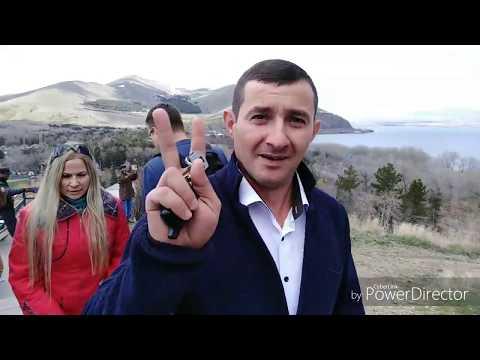 Озеро Севан, Армения 2019. Lake Sevan, Armenia 2019.