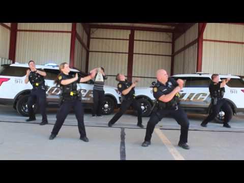 Original Hastings PD Dance Off