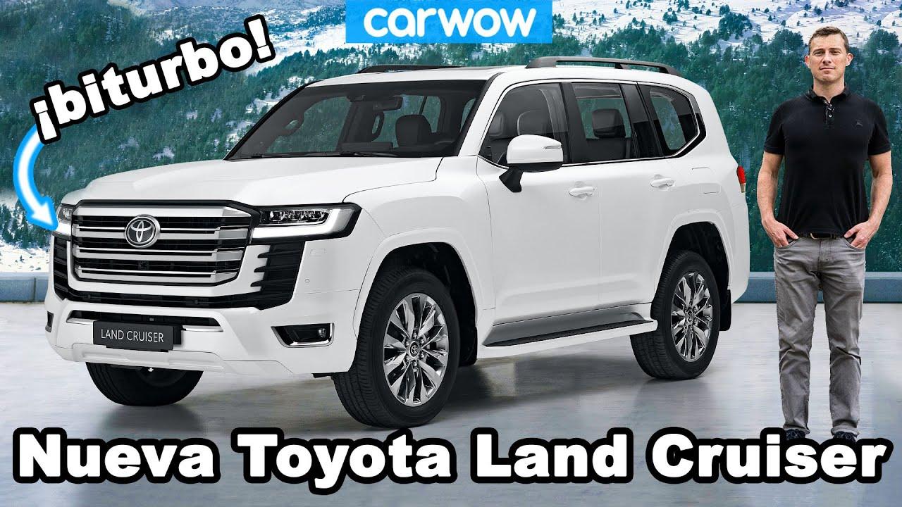 Nueva Toyota Land Cruiser - ¡vean por qué es aun más ruda que antes!