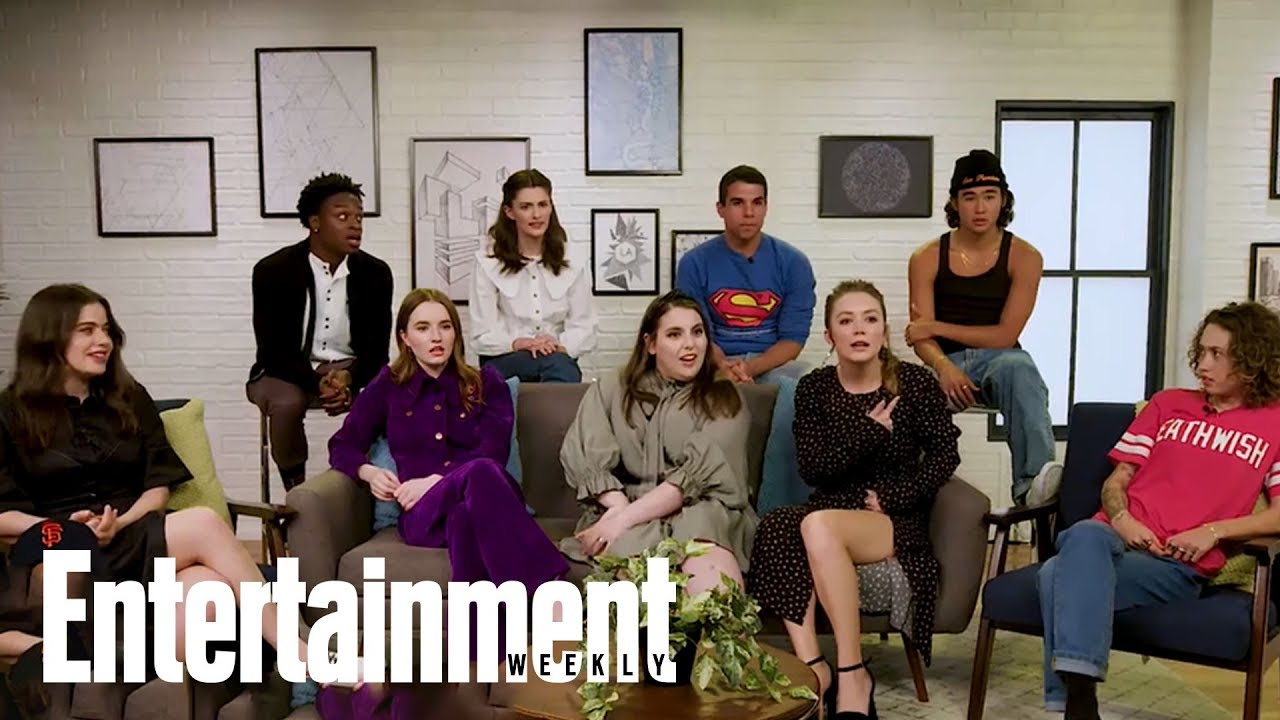 The Cast Of 'Booksmart' Assigns Each Other Yearbook Superlatives