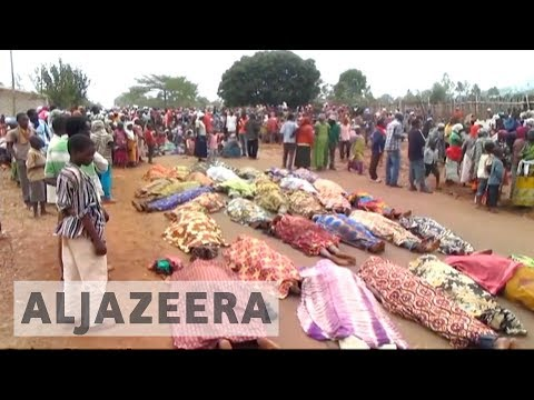 Burundian refugees call for justice after massacre in DRC