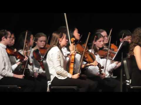 2018 Southeastern District  Senior Music Festival Bourne High School MA Concert Band 1