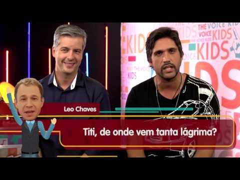 The Voice Web: Quem faz as perguntas no 'Diz aí, Titi!' são os próprios técnicos