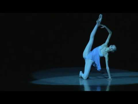 "Stefanija Gashtarska, 14, Neo-classical variation ""She"" at Arabesque 2016"