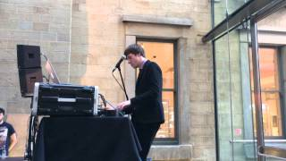 East India Youth ,Song for a Granular piano , Art Gallery  , Manchester, 16/5/14