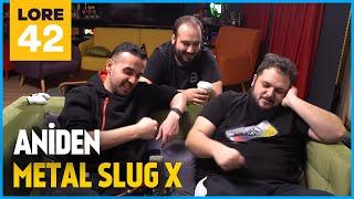 TEKTE MUMYAYA DÖNÜŞENLER??   Metal Slug X Oynadık