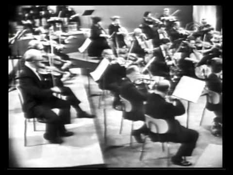 Berlioz, Symphonie fantastique   Charles Münch, Orchestre Symphonique de Radio Canada