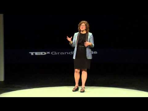 Become What You Believe | Gina Fattore | TEDxGrandRapids