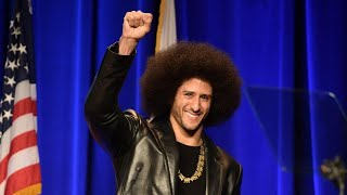 Colin Kaepernick EMERGES from the WOKE RABBITHOLE!
