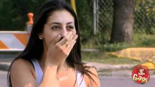 Repeat youtube video Camara oculta : un ciego con suerte