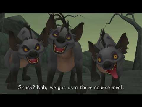 Kingdom Hearts 2 HD Final Mix MOVIE (Disney's The Lion King) 60FPS 1080P