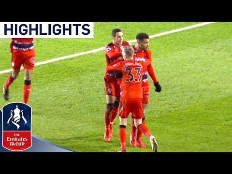 Birmingham 1-4 Huddersfield | Huddersfield Come Back to Win in Extra Time | Emirates FA Cup 2017/18