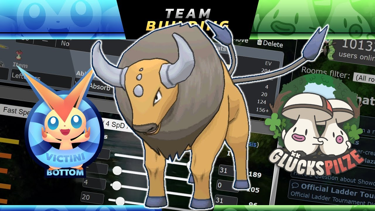 GPL [S8] - Spieltag 14 - vs. Glückspilze: Teambuilding!