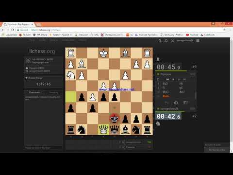 Playing Atomic chess on lichess.org #2