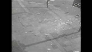 1:00am 27/02/2007 UK Earthquake CCTV footage