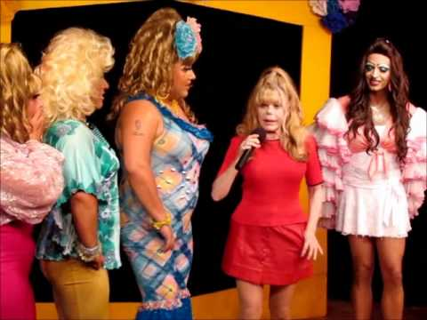 Charo comes to Chico's Angels!!