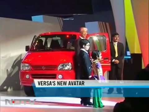 Maruti launches MPV Eeco at Rs 2.59 lakh