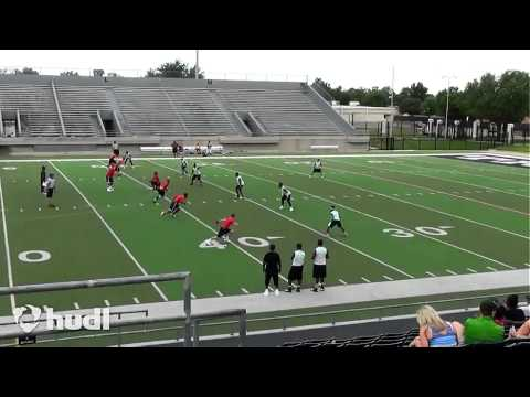 Sloan Henry 7v7 vs Larry Brown Cowboys 2014