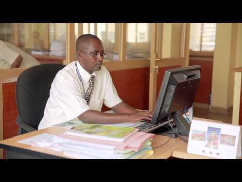 US Television - Burundi -  Central Bank