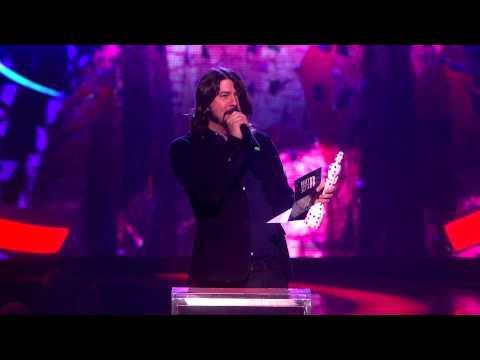 The Black Keys Win International Group Award | BRITs 2013