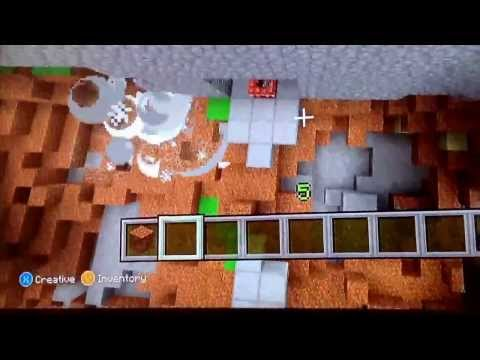 TNT TEST XBOX MINECRAFT