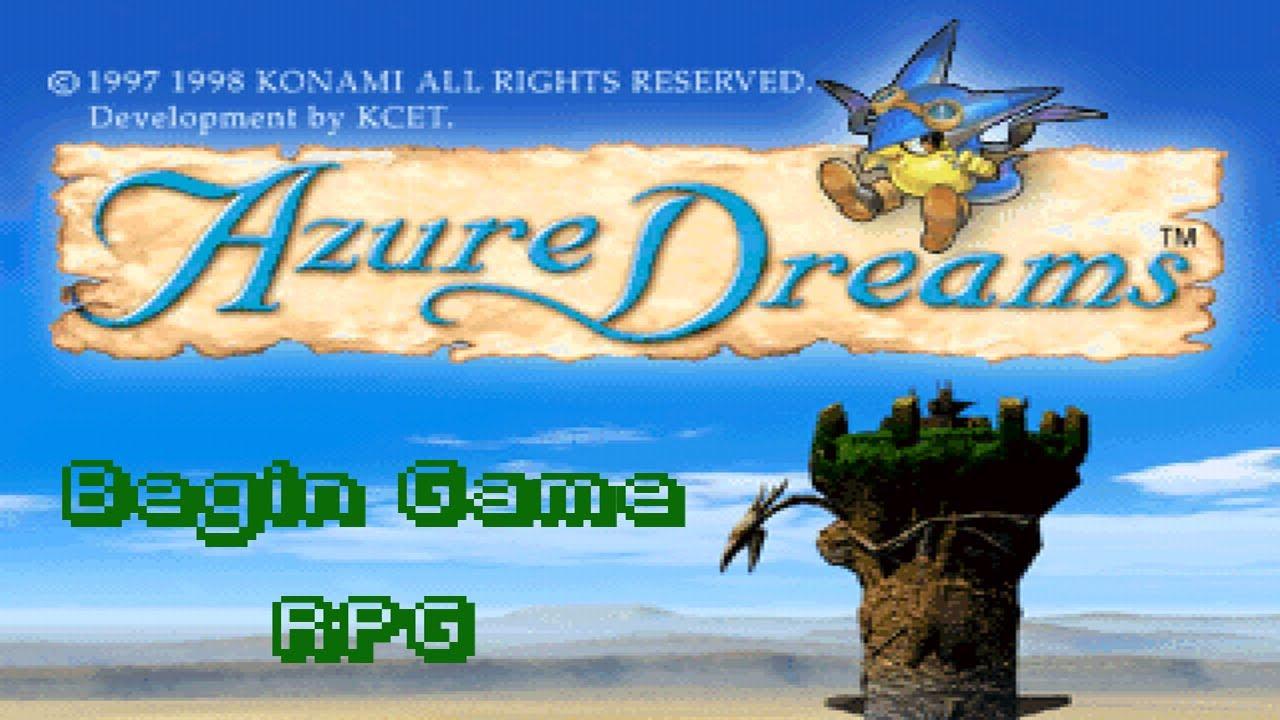 Begin game rpg azure dreams ps1 konami youtube begin game rpg azure dreams ps1 konami publicscrutiny Gallery