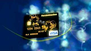 Handelsbanken Card Design