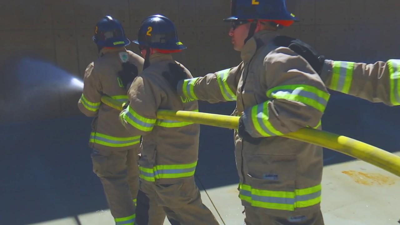 Firefighter I Basic Training Academy