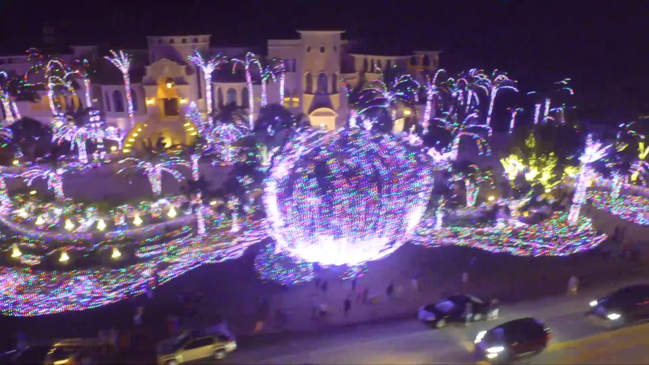 Hutchinson Island Jensen Beach Fl Christmas Lights 2016