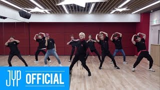 "Stray Kids ""MIROH"" Dance Practice Video (Heart ver.)"