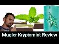 Kryptomint by Mugler Fragrance Review