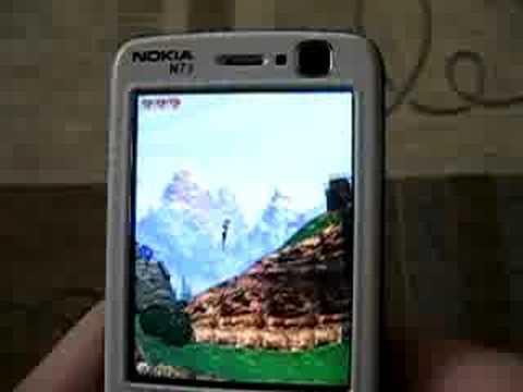 Pandemonium on Nokia n73 - Nokia N73 Tv Remote Software Free Download
