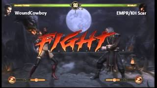 C88 WoundCowboy  vs EMPR KH Scar  Top 4 Final Round 16