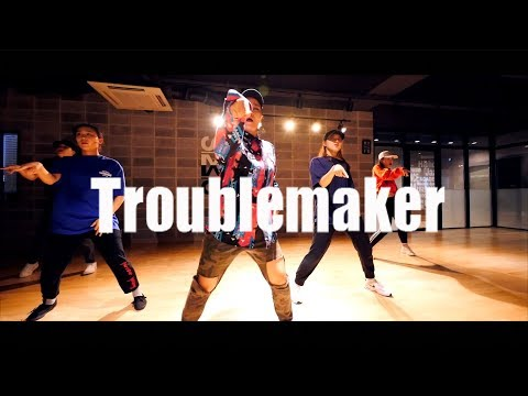 Olly Murs-Troublemaker(Feat. Flo Rida)/choreography by Sookki/sm dance