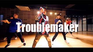 Olly Murs Troublemaker Feat Flo Rida Choreography By Sookki Sm Dance