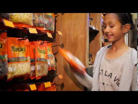 Montagu Dried Fruit & Nuts | Sunshine in a Packet