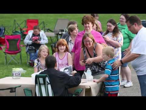 Eddie Deezen of Grease fame visits Fond du Lac