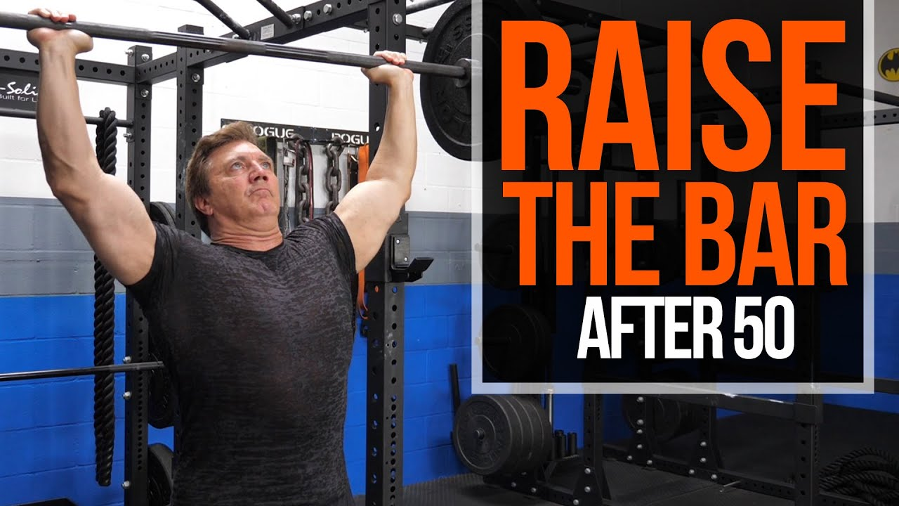 20 BEST Barbell Exercises for 🧔 Guys Over 20 & Beyond...