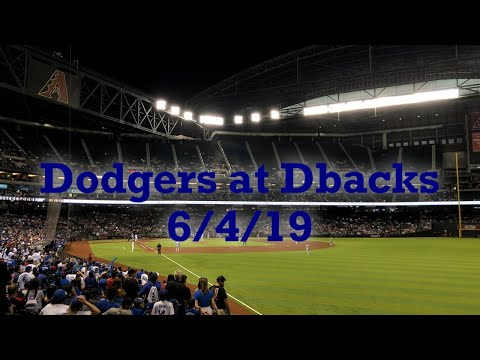 Dodgers Win Their 7th Straight Game As Ryu Shuts Down The Dbacks
