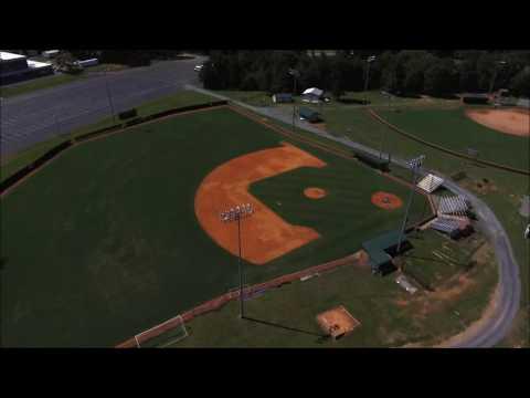 North Moore High School Outdoor Athletic Complex.  Robbins, NC