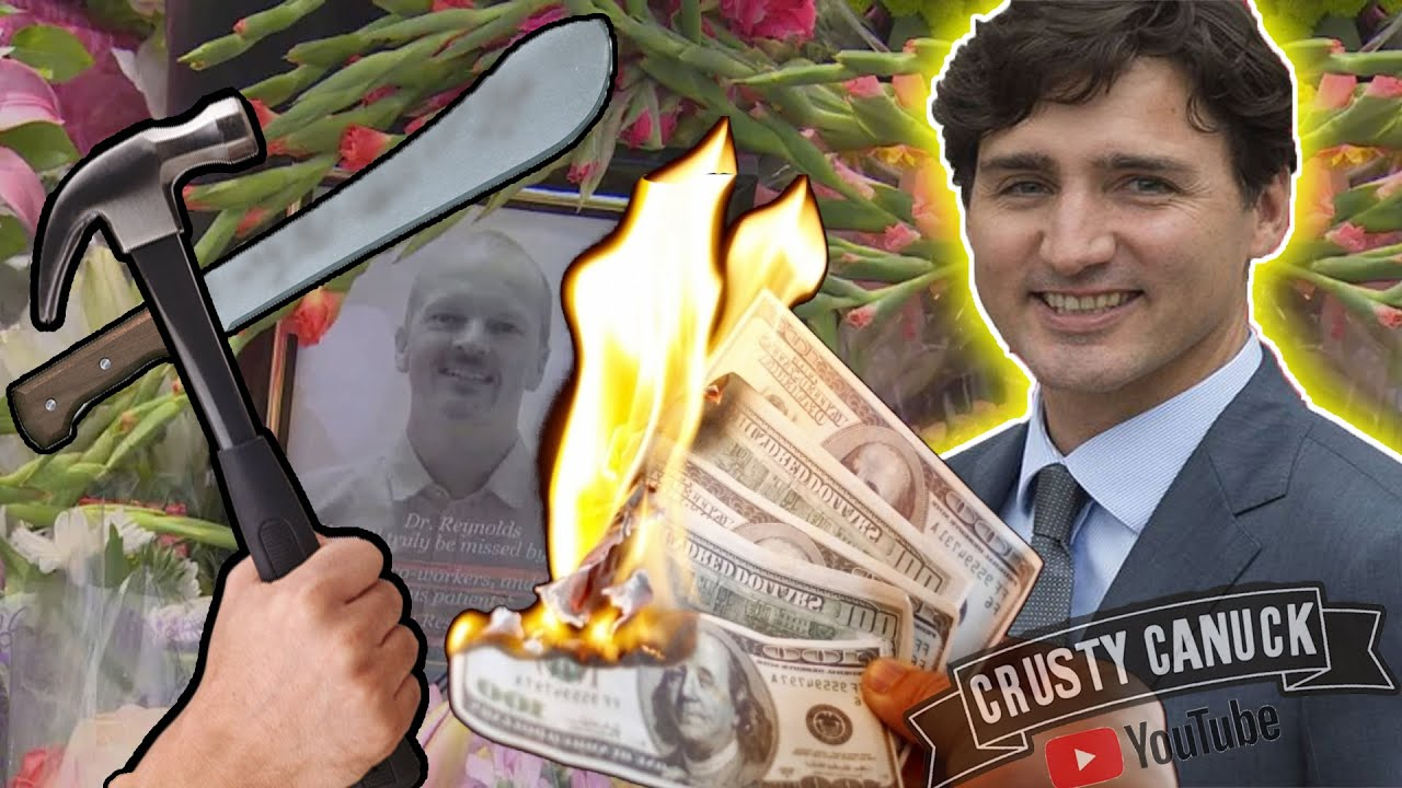 Machete, Hammer and Missogony? | $ 5 Billion cdn Missing from Budget!