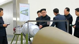 N  Korea launches missile over Japanese airspace