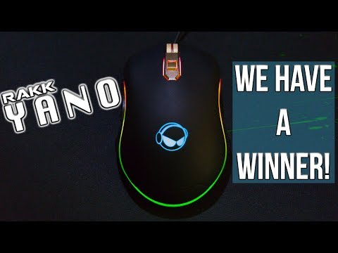 Best Budget Mouse? Rakk Yano Review!