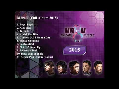 Ungu Full Album Mozaik