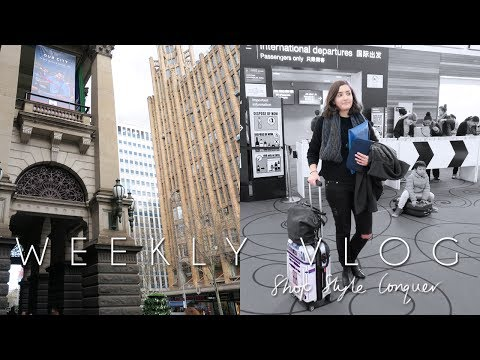 Moving to Melbourne! | Weekly Vlog with Tara