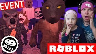 The SCARIEST ELEVATOR, we're AFRAID-[EVENT] The Scary Elevator! | Roblox | Daddy and Barunka CZ/SK