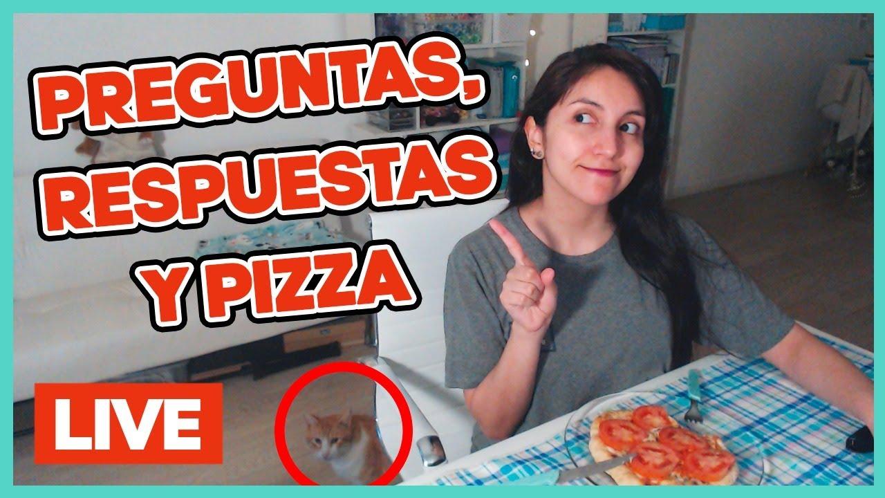 Q&A + Pizza + Unito en VIVO