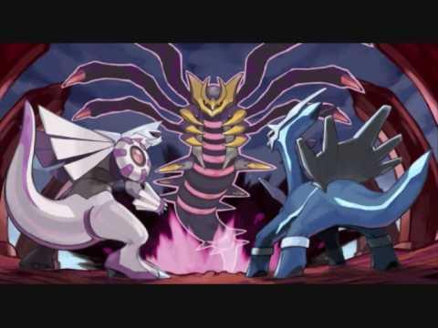 Pokemon Platinum Giratina Origin Form - YouTube